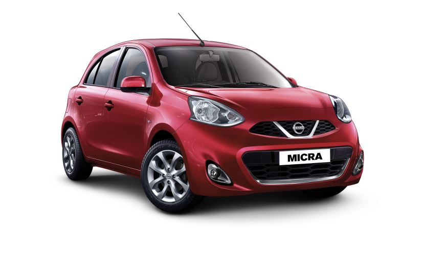 CATEGORY E: Nissan Micra (automatic)